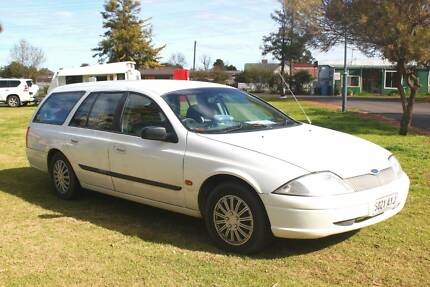 URGENT! FORD FALCON / BACKPACKER CAR! Sydney City Inner Sydney Preview