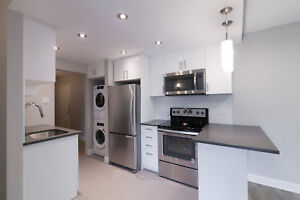 4 1/2 - St. Lambert - Renovated Kitchen and Bathroom - with w/d
