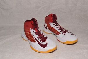 "Nike 2012 Lunar Hyperdunk ""China"" Home size 10.5"