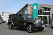Jeep Wrangler 2,8 CRD Unlimited Sahara