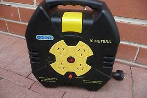Electric extension cord reel (10 meters) in excellent condition Barton South Canberra Preview