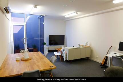Entire 34 square metre office space available in Murrumbeena