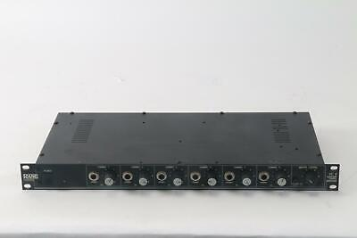 Used, Rane HC-6 6-Channel Headphone Distribution Amplifier - No Power Adapter for sale  Shipping to India
