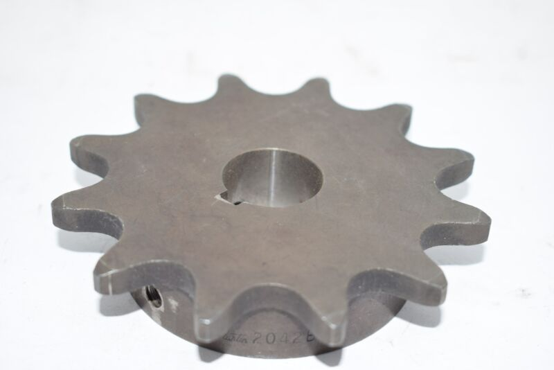 Martin 2042B12 Double Pitch Stock Bore Sprockets 1