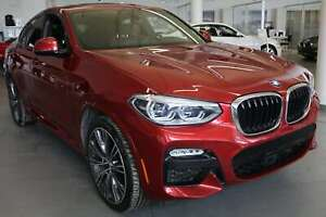 2019 BMW X4 xDrive30i GROUPE M SPORT, TOIT PANORAMIQUE