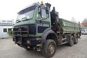 Mercedes-Benz 6X6 SK 2638 GERMAN TRUCK BIG AXEL STEEL/STEEL