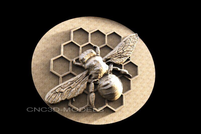 3D STL Models for CNC Router Engraver Carving Artcam Aspire Bee 1206