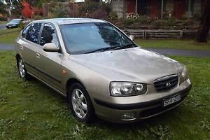 2003 Hyundai Elantra Hatchback Croydon Hills Maroondah Area Preview