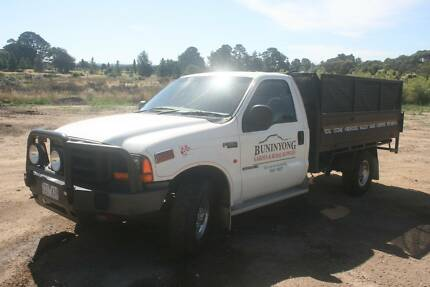 F350 tipper for sale