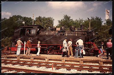 Foto-Hechingen-Bahnhof-EFZ-Dampflokomotive-Lok-64 289-1