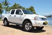 2013 Nissan Navara D22 ST-R Utility Dual Cab 4dr Man 5sp 4x4 2.5D Merrimac Gold Coast City Preview