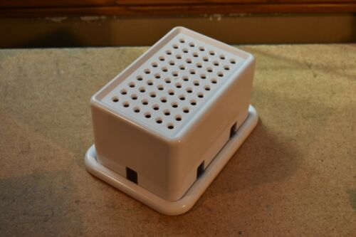 Baby Block Universal Power Outlet Cover Box XL Fits Large AC Adapters Toddler