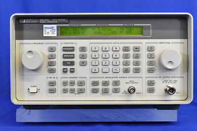 Hp 8648c Synthesized Signal Generator 9 Khz - 3200 Mhz