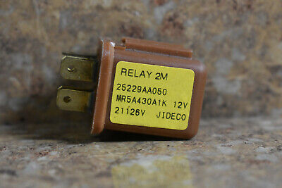 2002-05 SUBARU IMPREZA FORESTER IGNITION RELAY ASSEMBLY OEM  P//N 25229AA050