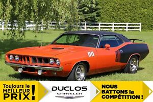1971 Plymouth Barracuda 340 -