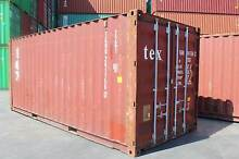 SHIPPING CONTAINERS 20FT FOR SALE - $1,600 +GST Brooklyn Brimbank Area Preview