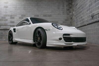 2007 PORSCHE 911 TURBO 2007 PORSCHE 911 TURBO 27987 Miles, Carrara White 2DR H6 3.6L Manual