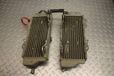 2004 YAMAHA YZ450F ENGINE MOTOR COOLING COOLER RADIATOR
