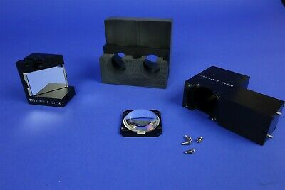 Optical Table Bench Laser Elements Prisms Lenses Photonics Laser