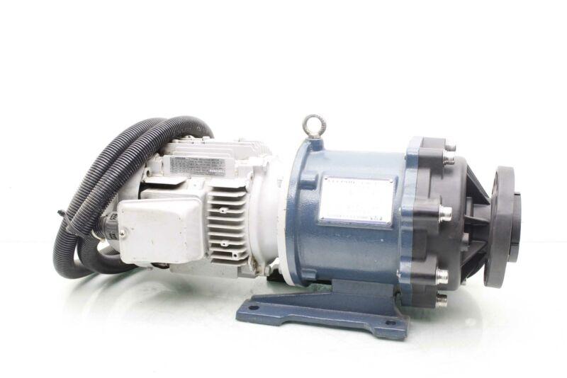 Elepon SL-150N Centrifugal Magnetic Drive Chemical/Liquid 2 HP Pump Seal-Less