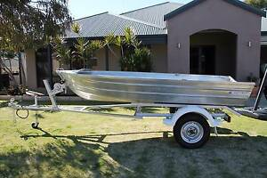 12ft tinnie and trailer Australind Harvey Area Preview