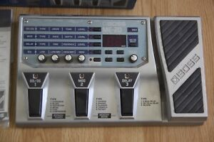 Boss ME-20 multi effects pedal