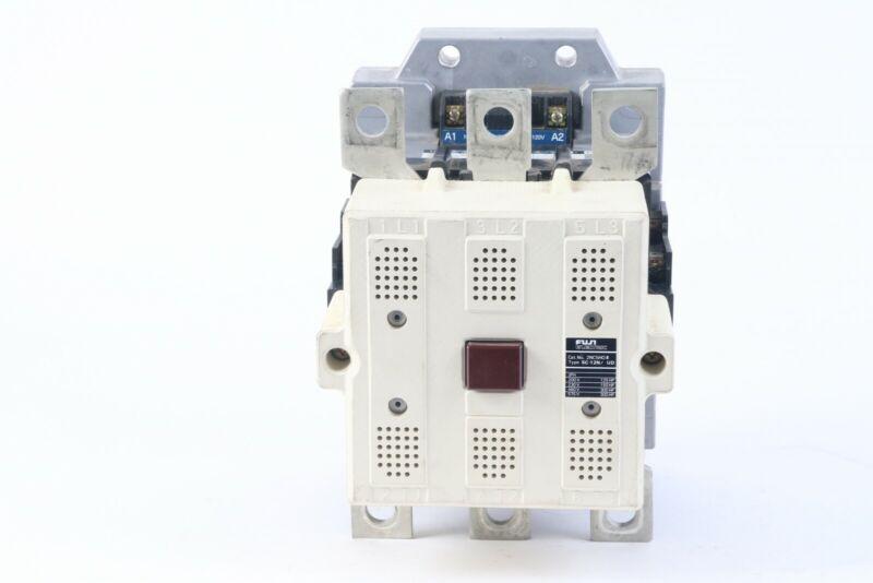 Fuji Electric SC-12N/UD Contactor 2NC5H0 Industrial