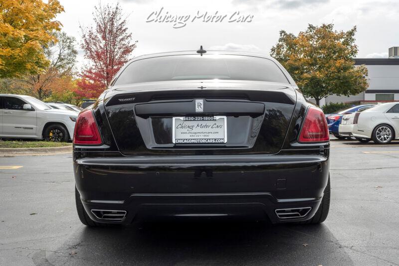 Image 6 Coche Americano usado Rolls-Royce Ghost 2013