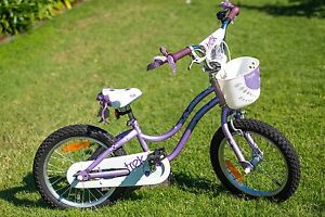 "Girl's Trek Bicycle with Basket 16"" Wheels Manly Brisbane South East Preview"