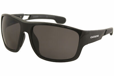 8017S 0U4B Carrera Polarized Men/'s Matte Ruthenium Sunglasses w// Memory Metal