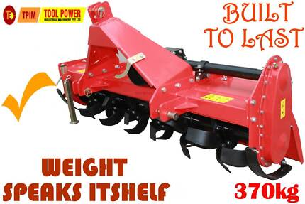 Cultivator, Rotary Hoe 1800mm, 370kg, EXTRA H-DUTY +++++