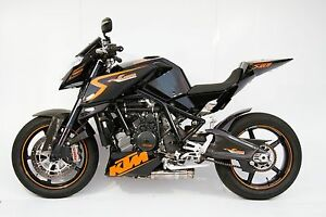KTM 1190 RC9R MCRR CUSTOM BUILT PROTOTYPE STREET FIGHTER Helensvale Gold Coast North Preview