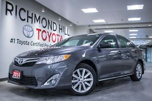 2014 Toyota Camry XLE] Moon roof backup Camera] Heated seats]All