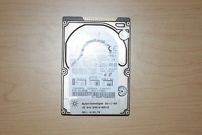 Hp 54810-68726 Hard Disk Drive For Infinium 54835a 54845a 54846a Oscilloscope