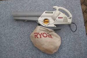 Ryobi electric blower/vacuum Encounter Bay Victor Harbor Area Preview