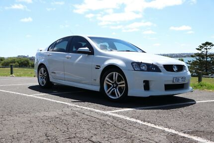 2008 VE SS Commodore Newcomb Geelong City Preview