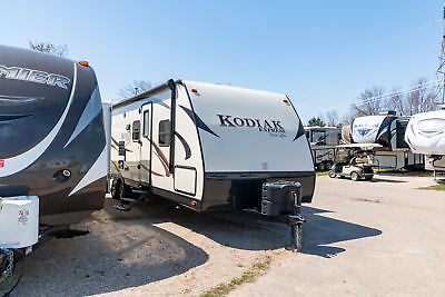 Used 2017 Dutchmen Kodiak 283BHSL Bunkhouse Camper RV Travel Trailer Clearance