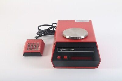 Scientech 3300 Digital Scale With Remote