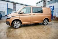 UNREGISTERED T32 SWB 199 DSG KOMBI / CAMPER T6.1 – COPPER BRONZE