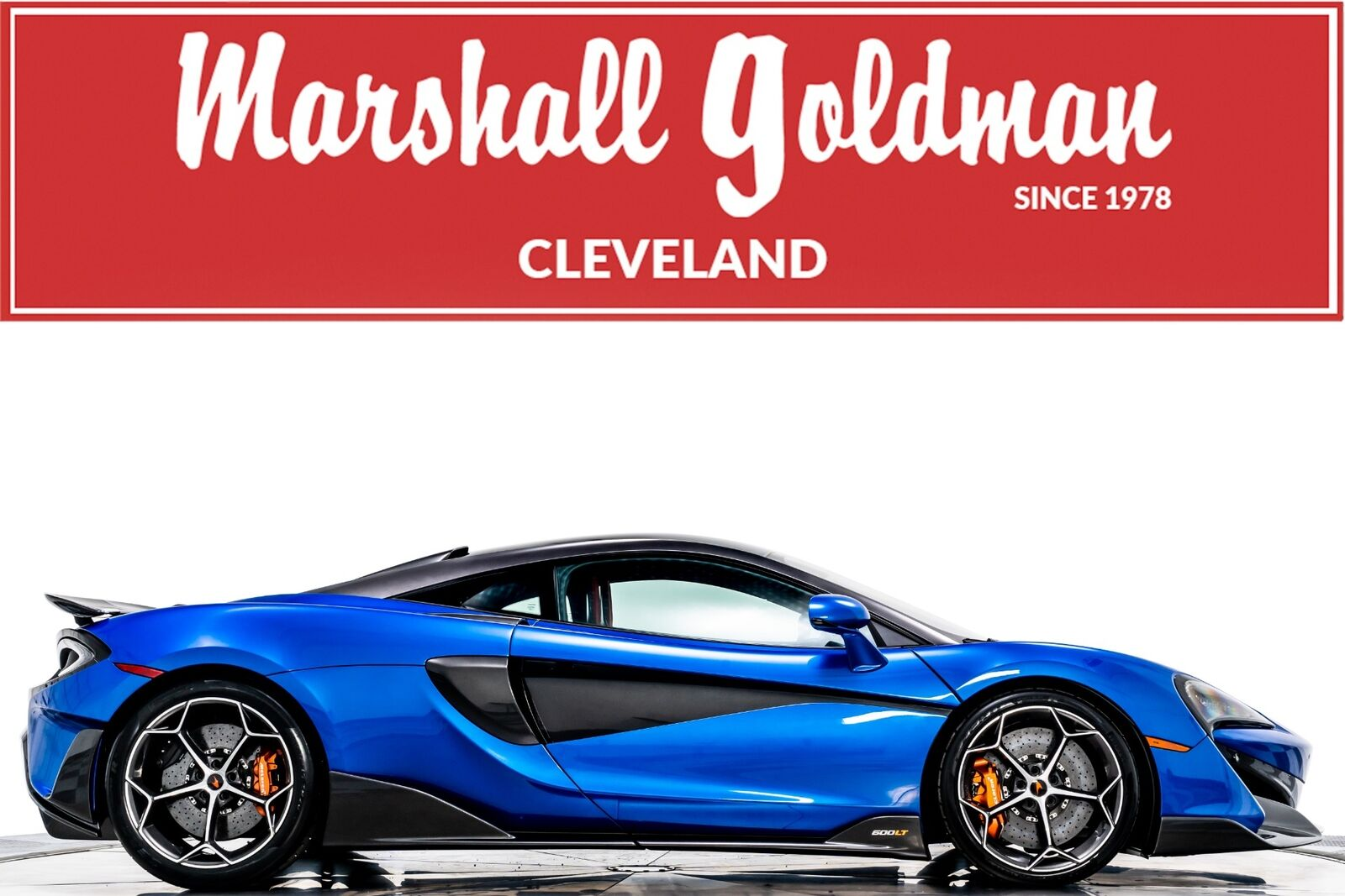 2019 McLaren 600LT  2D Coupe 3.8L V8 Twin Turbocharged 7-Speed Automatic