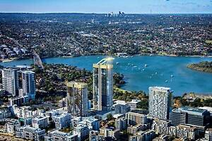 Luxury Sydney Waterfront Apartments 1Br: 720k 3Br: 1.24m Rhodes Canada Bay Area Preview