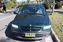 1997 Chrysler Grand Voyager Wagon LE- Top of the range 149,000 Km Dolans Bay Sutherland Area Preview