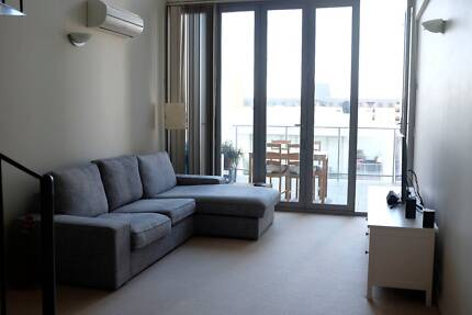Ikea Kivik Couch and Chaise Longue with Ikea Hemnes TV Stand PLUS East Perth Perth City Preview