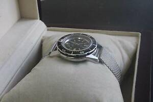 Rare Vintage Enicar 1960s Sherpa 300 Mini-Dive Diver's Watch Bondi Eastern Suburbs Preview