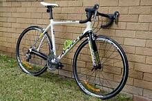 Apollo road bike, 105 group, carbon fiber frame Drummoyne Canada Bay Area Preview