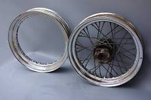 HARLEY DAVIDSON STAR HUB MOTOR BIKE WHEELS KNUCKLEHEAD FLAT PAN Avalon Pittwater Area Preview