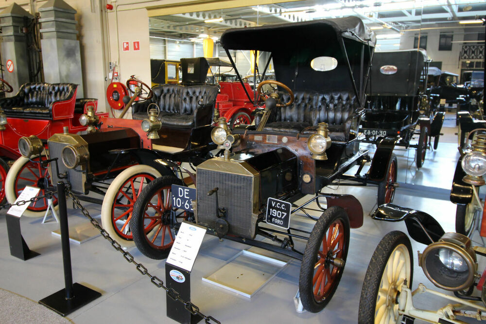 Ford N Runabout 1907