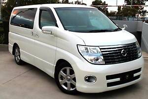 2007 Nissan Elgrand HIGHWAY STAR Wetherill Park Fairfield Area Preview