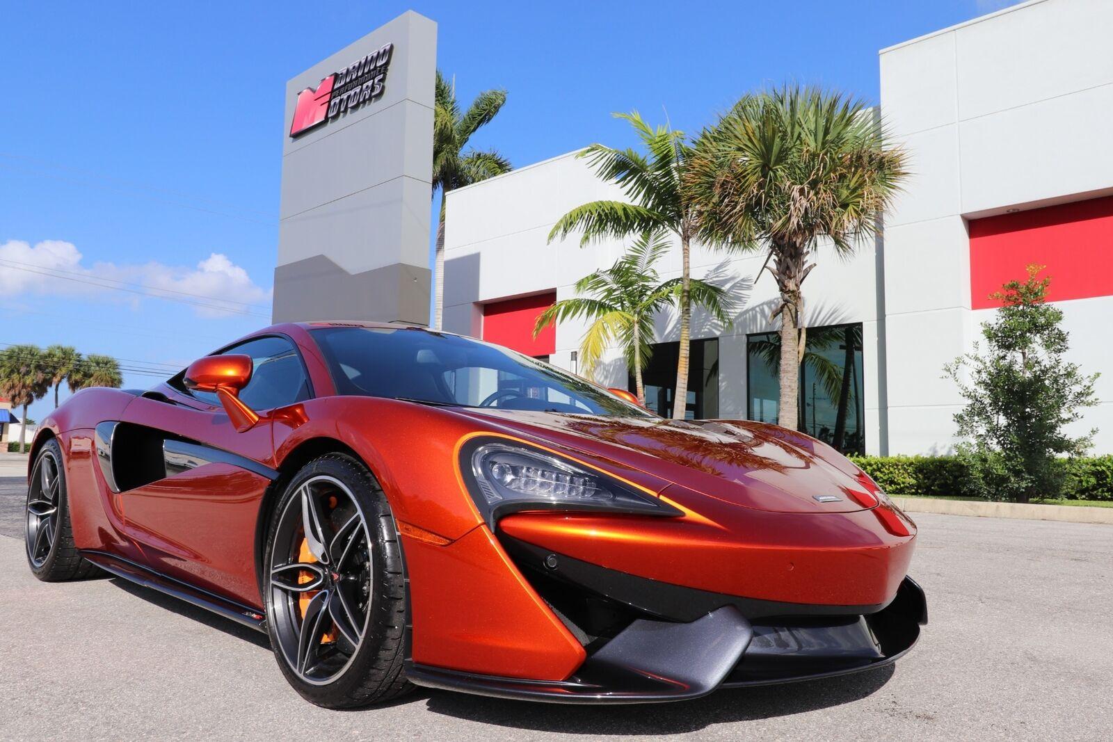 2016 McLaren 570S - LIFT SYSTEM - SPORTS EXHAUST - CARBON BRAKES