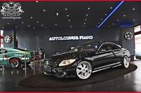 Mercedes-Benz CL 500 CL63 AMG ABSOLUTE VOLLAUSSTATTUNG 1.HAND